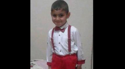 6 yaşındaki çocuk maganda kurşununun kurbanı oldu