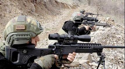PKK'lı teröristler aile ve istihbaratın iknasıyla teslim oldu