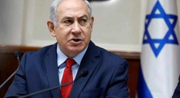 Netanyahu:+Hamas%E2%80%99%C4%B1+yedi+kat+daha+g%C3%BC%C3%A7l%C3%BC+bir+%C5%9Fekilde+vururuz