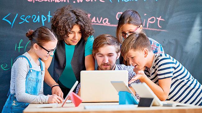 Teknoloji çağını yakalamak kodlama eğitiminden geçiyor