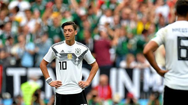 Alman basınından Mesut Özil yorumları...