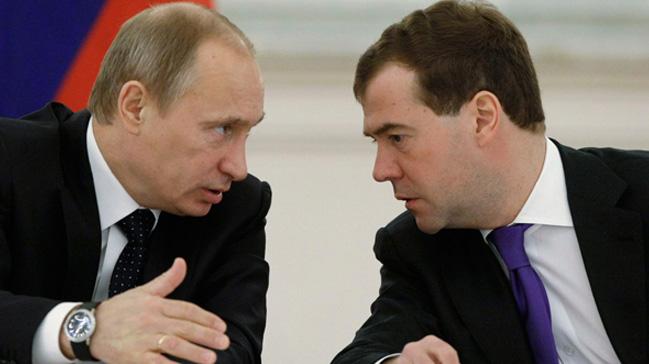 Medvedev: Yaptırımların sertleştirilmesi ticari savaşın ilan edildiği anlamına geliyor