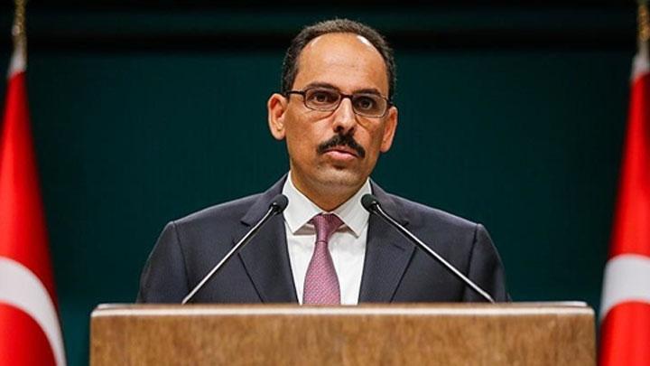 Kalın: Hiçbir tehdit, şantaj, operasyon Türkiyenin iradesini yıldıramaz 37