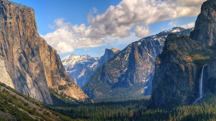 ABD%E2%80%99de+Yosemite+Vadisi+25+Temmuz%E2%80%99da+sonra+yeniden+ziyarete+a%C3%A7%C4%B1ld%C4%B1+