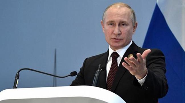 Putin'den Kuzey Kore liderine 'görüşebiliriz' mesajı