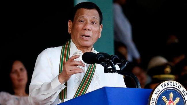 Duterte'den Çin'e Güney Çin Denizi eleştirisi