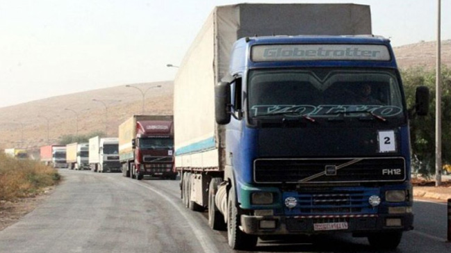 BM'den İdlib'e 22 tırlık insani yardım