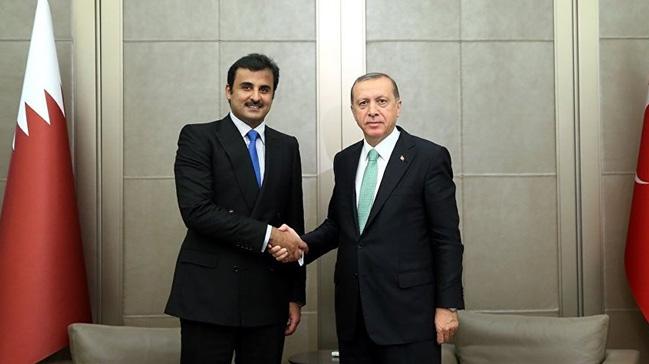 Katar'dan Türkiye'ye destek açıklaması: Türk kardeşlerimizin yanında durmaya devam edeceğiz