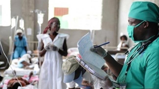 Nijer'de koleradan ölenlerin sayısı artıyor