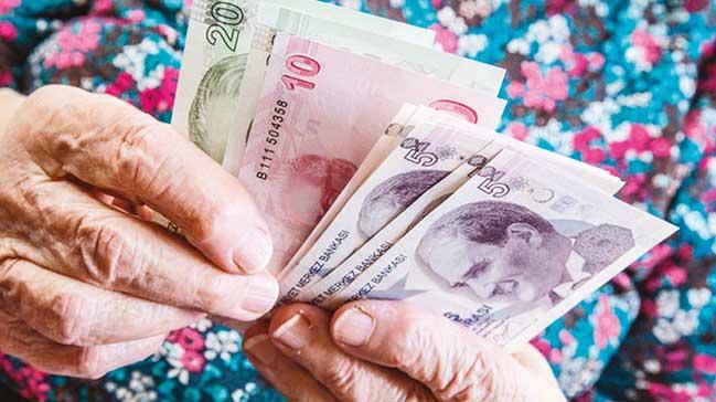 150 bin emeklininmaaşı yükseliyor