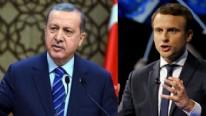 Başkan Erdoğan'la görüşen Macron tavrını ortaya koydu!