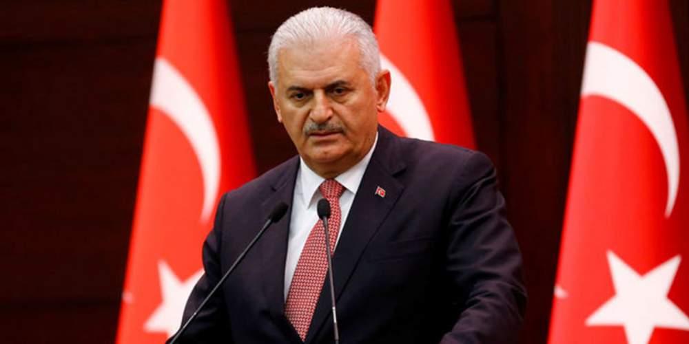 TBMM Başkanı Yıldırım: Marmara Depremi'nde hayatını kaybedenlere Allah'tan rahmet diliyorum