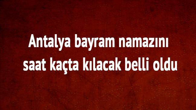 4 Ocak Antalya Cuma namazı saat kaçta Diyanet, Antalya Cuma namaz vakti 66