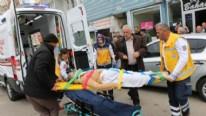 Adıyaman'da balkondan düşen kadın öldü