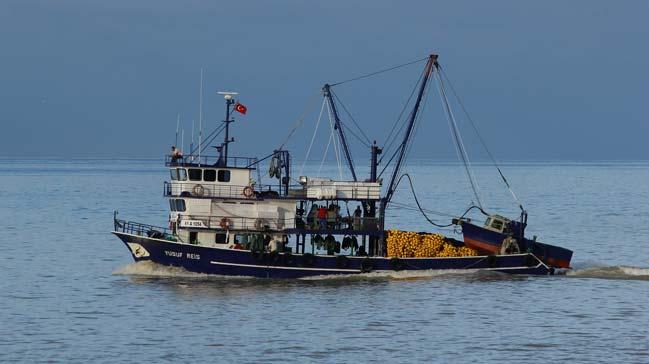 Karadenizli balıkçılar Tekirdağ'da 'vira bismillah' diyecek