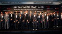 Basketbol Milli Takımlar resmi giyim sponsorluğu için imzalar atıldı
