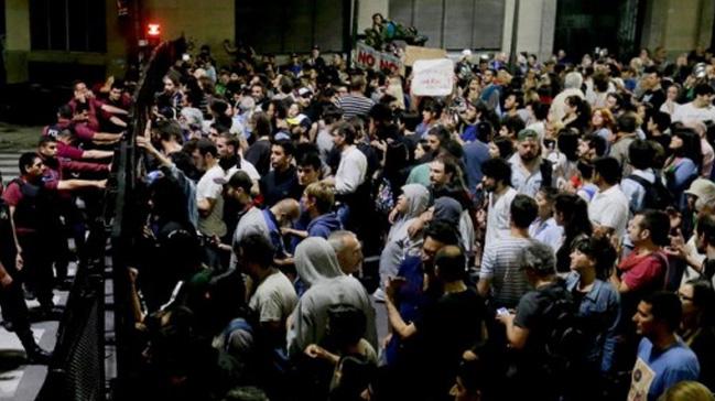 Arjantin%E2%80%99de+ekonomik+kriz+protesto+ediliyor+