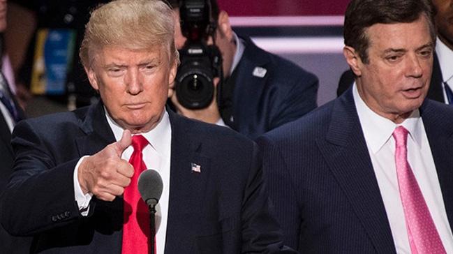 Trump'ın kampanya müdürü Manafort, Rusya soruşturmasını yürüten savcıyla anlaşmaya vardı
