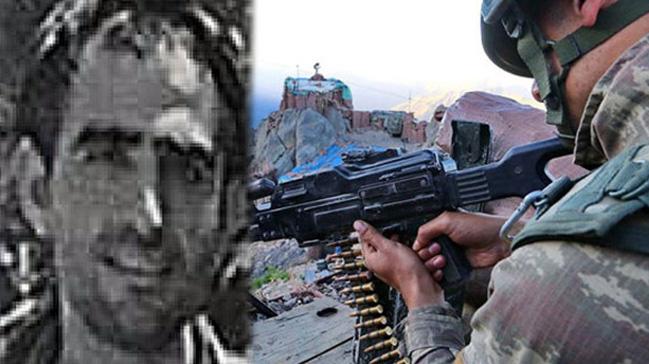 Giresun'da önceki gün öldürülen teröristin  'Çiyager' kod adlı Serdar Bekmez olduğu belirlendi