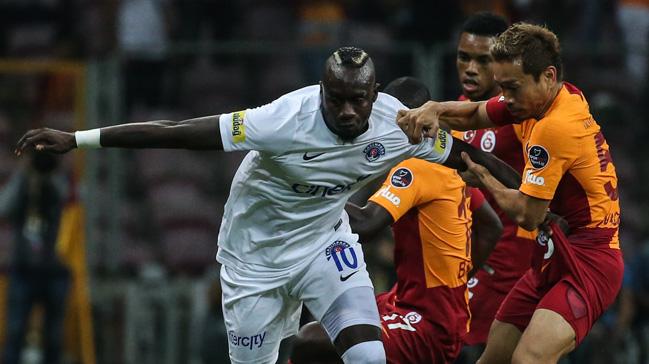 Mbaye Diagne Alanyaspor'u da boş geçmedi 65