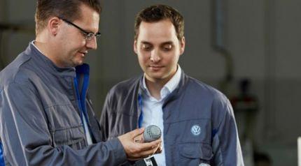 Volkswagen'den bir ilk: 3D baskı teknolojisini üretime dahil etti
