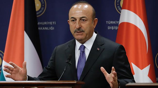 Dışişleri Bakanı Mevlüt Çavuşoğlu, Katarlı mevkidaşı Bin Abdulrahman Bin Jassim Al Thani ile telefonda görüştü.