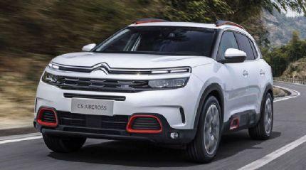 Citroën C5 Aırcross, Paris Otomobil Fuarı'nda Görücüye Çıkıcak!