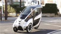 3 Tekerlekli Elektrikli Araç, İlginç Tasarımıyla Trafik Sorununu Çözecek