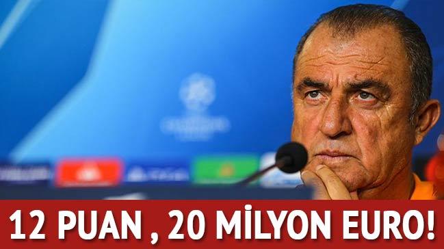 Terim'in yeni hedefi!  20 MİLYON EURO...