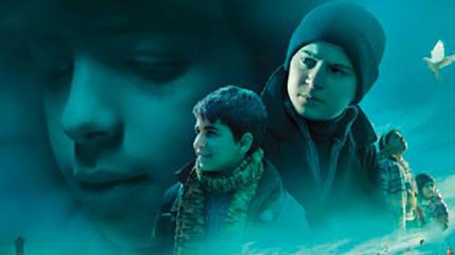 Suriye'deki iç savaştan kaçarak Türkiye'ye sığınan yetim çocukları anlatan film vizyona giriyor