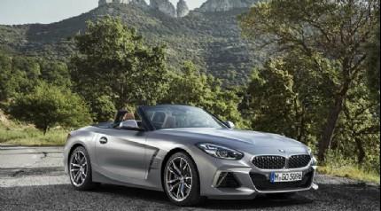 BMW 2019 Z4 sDrive20i, sDrive30i ve 2020 M40i Roadster tanıtıldı!