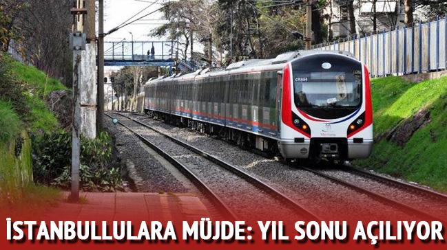 Bakan Turhan: Yıl sonunda 'İstanbul Banliyö Hattı'nı İstanbulluların hizmetine sunacağız