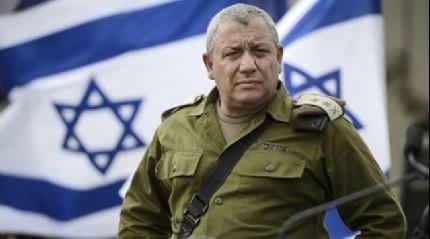 İşgalci İsrail'in Genelkurmay Başkanı Eizenkot uyardı: Batı Şeria'da şiddet olayları artabilir