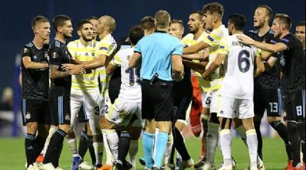 Hırvat basını Dinamo Zagreb - Fenerbahçe maçını böyle gördü!