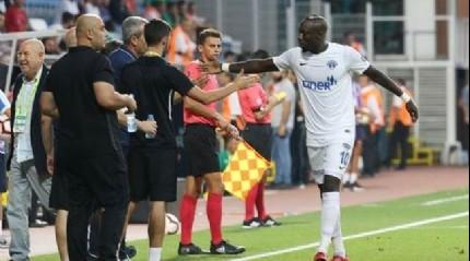 Fatih Terim'in yeni hedefi: Mbaye Diagne