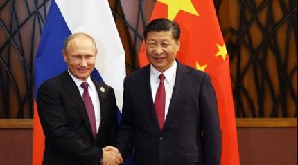 'Batı'nın yaptırımları Rusya-Çin ilişkilerini güçlendiriyor'