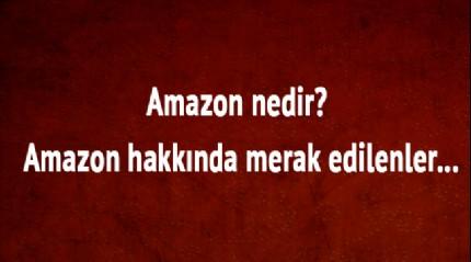 amazon.com.tr Amazon Türkiye giriş nasıl ödeme yapılır kargo ücretleri kaç TL (Amazon nedir)