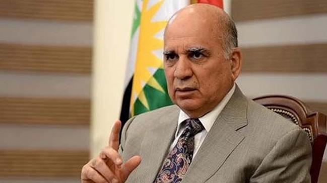 Irak'ta 'Cumhurbaşkanı adayının eşi Yahudi' tartışması
