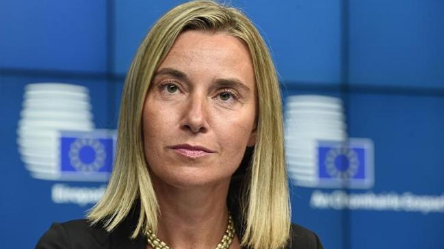 Mogherini: AB İran için özel ödeme kanalı üzerinde çalışıyor