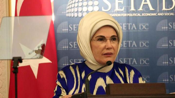 Emine Erdoğan: Afrika'nın sorunlarını çözmek için kadınlara şans verin