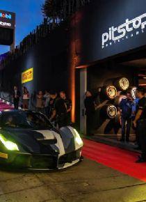 Pirelli Monaco'da mağaza açtı