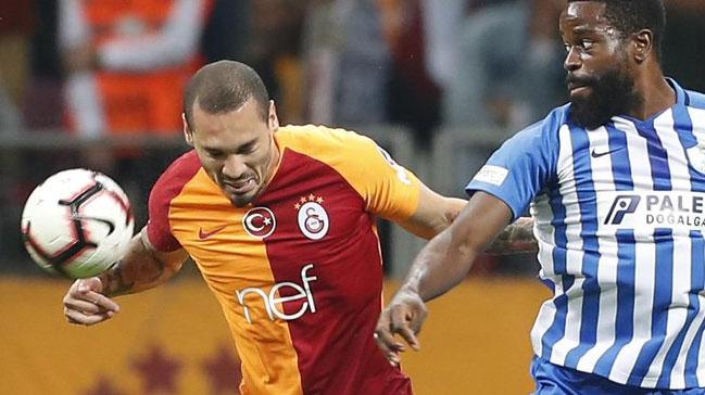 Galatasaray:+1+BB+Erzurumspor:+0