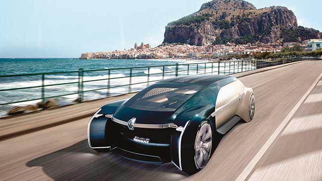 Gelece%C4%9Fin+otomobillerinirobot+s%C3%BCr%C3%BCc%C3%BCler+kullanacak