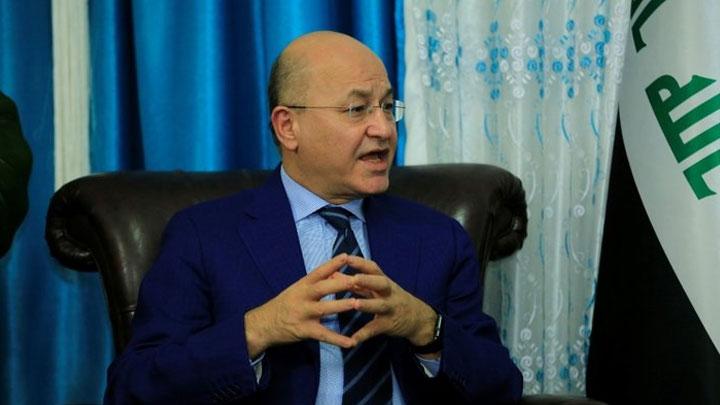 Irak%E2%80%99%C4%B1n+yeni+Cumhurba%C5%9Fkan%C4%B1+Berhem+Salih+oldu