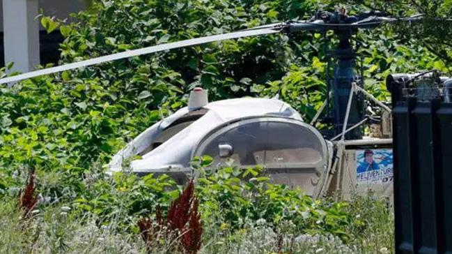 Helikopterle+firar+eden+%C3%BCnl%C3%BC+gangster+Faid+bu+sabah+yakaland%C4%B1