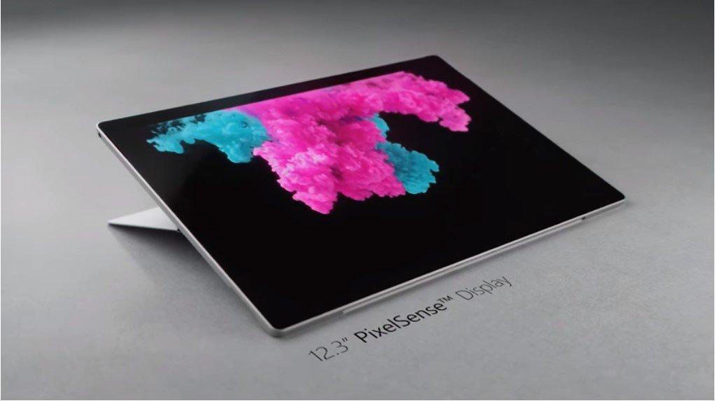 Microsoft+Surface+Pro+6+Tan%C4%B1t%C4%B1ld%C4%B1%21;
