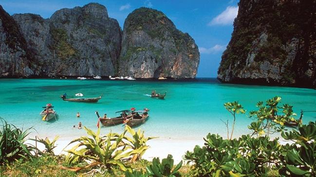 Tayland%E2%80%99da+%E2%80%99The+Beach%E2%80%99+filmiyle+%C3%BCnlenen+Maya+Koyu+kapat%C4%B1ld%C4%B1