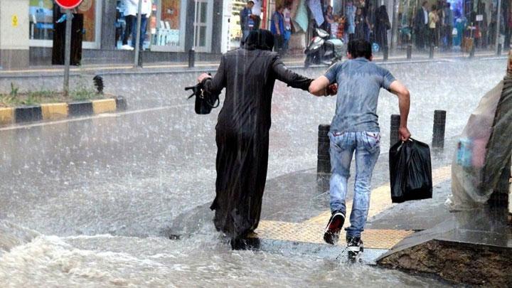 Doğu Karadeniz için yağış uyarısı …