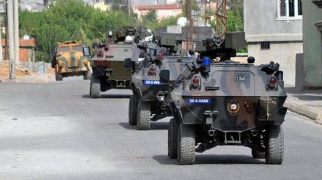 Diyarbakırdaki 59 köyde sokağa çıkma yasağı ilan edildi 11