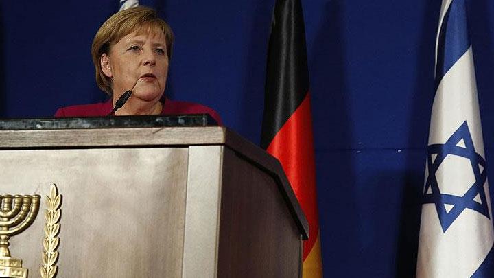 Almanya+Ba%C5%9Fbakan%C4%B1+Merkel:+%C4%B0ran+g%C3%BC%C3%A7leri+Suriye%E2%80%99den+%C3%A7ekilmeli